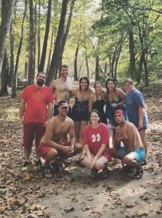 Sept 2017 - YA Retreat