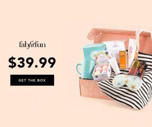Spring 2018 FabFitFun Editor's Box