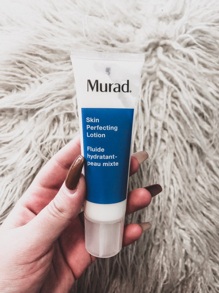murad skin perfecting lotion, november raves and rejects