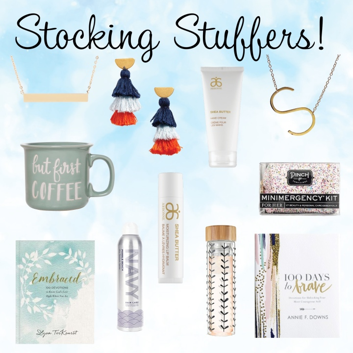 stocking stuffer gift guide 2018