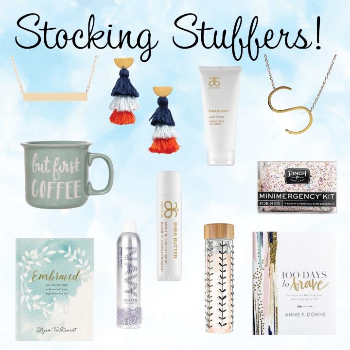 stocking stuffer gift guide 2018