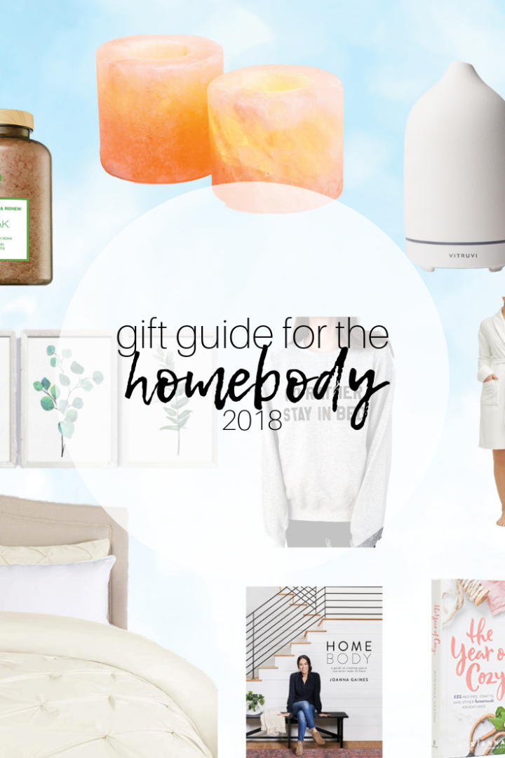 christmas movie list + homebody gift guide