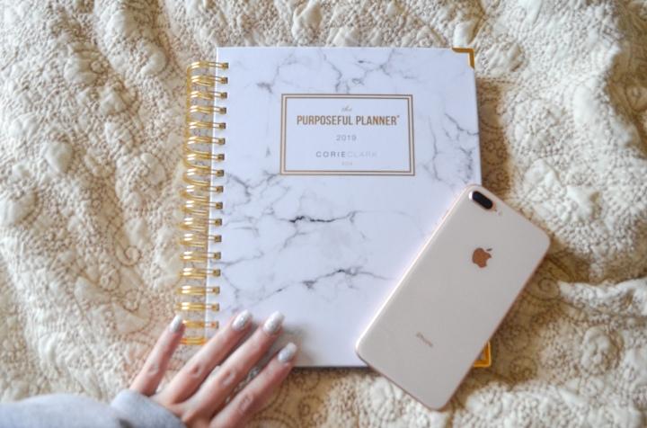 how I'm getting organized in2019