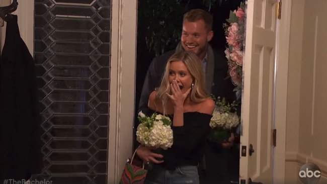 bachelor live blog: colton, week 8